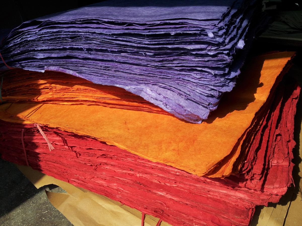 lokta-papers