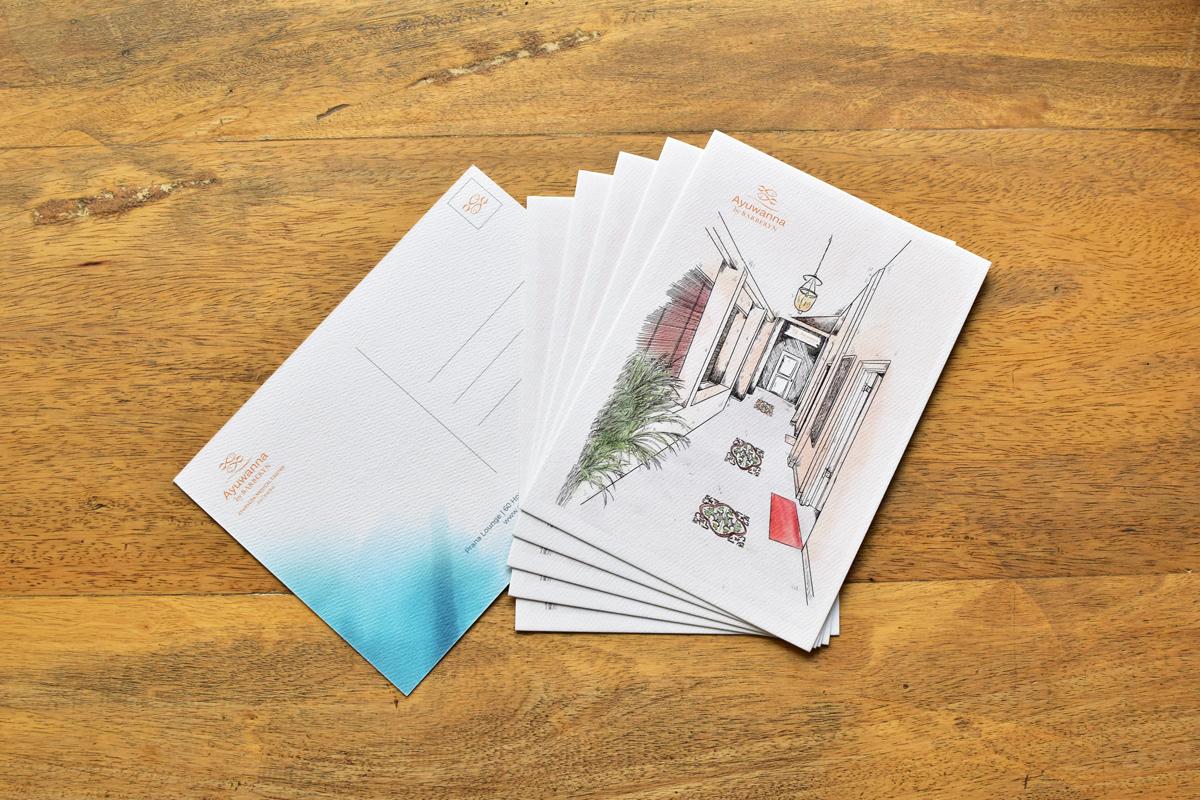 Ayuwanna-postcard